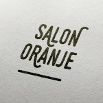 Salon Oranje Logo & Flyer