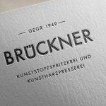 Brückner Kunststoffspritzerei und Kunstharzpresserei - Logo